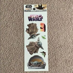 Baby Yoda Decals Madalorian Star Wars sticker